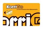 carte Korrigo