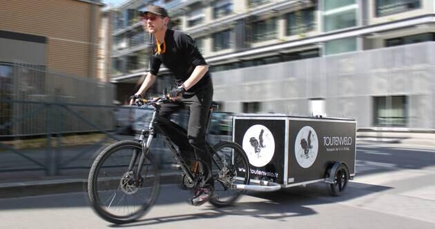 Charte locale de logistique urbaine avec l'interdiction du diesel pour les livraisons en ville