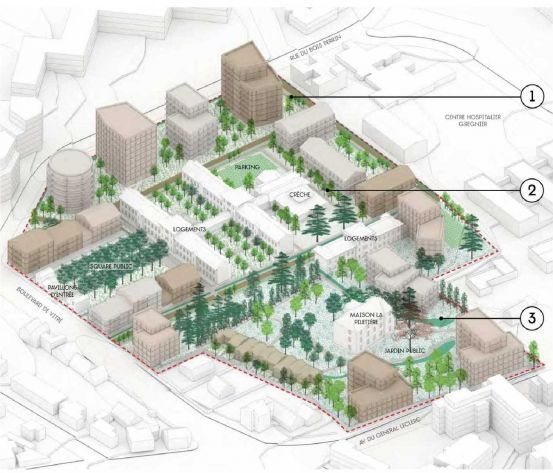 Urbanisme : une ville à taille humaine